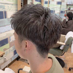 ~短髪×ハイトーンカラー『グレージュ』~☆星野☆