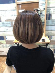 髪も夏スタイルにチェンジしましょう☆当日予約可能*