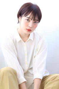 おすすめ☆シースルー前髪ショート