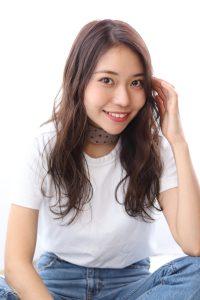 春オススメ極細ハイライトベージュ☆
