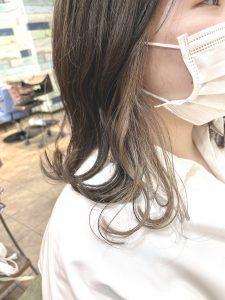 5月12日当日予約◎イヤーカフカラーでイメチェン☆