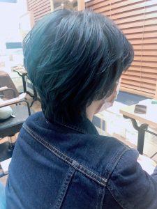 ☆イルミナカラー ブリーチ ブルー パープル ラベンダー☆
