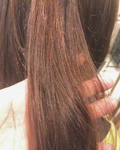 ★イルミナカラー オージュアケア 赤紫 ベージュ★