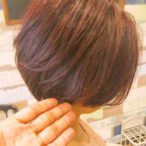 ★イルミナカラー チェリー 赤紫 暖色系カラー★